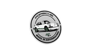 Grillbadge – RS 2.7 – limited edition