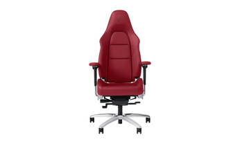 Office Chair Individualized - Bordeaux Red