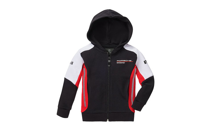 Children's Sweatshirt Jacket Motorsport