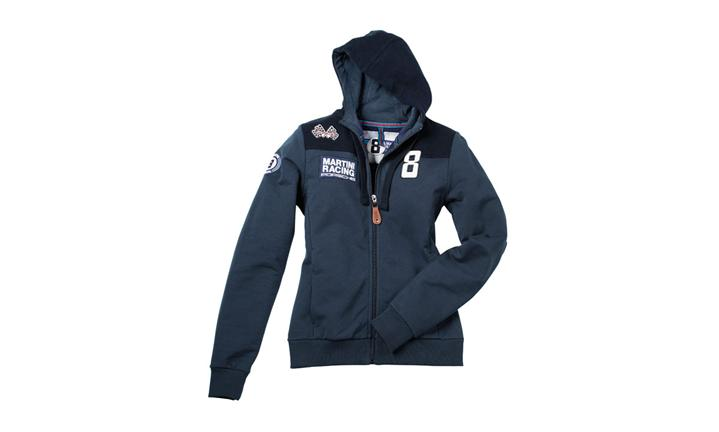 Women's sweat jacket – MARTINI RACING