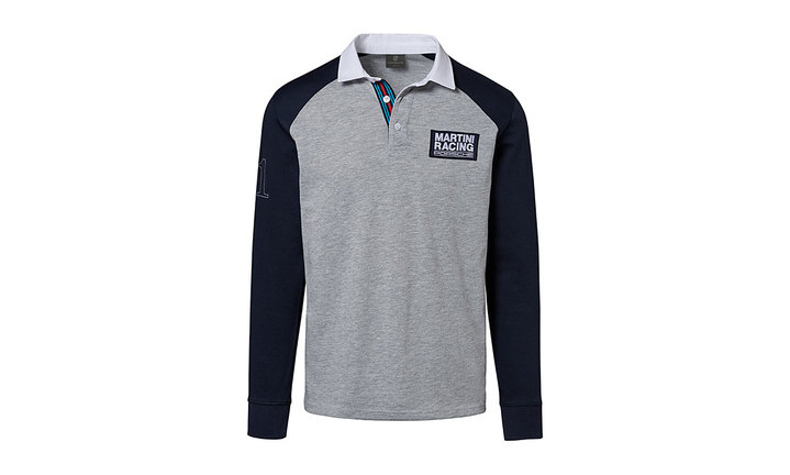 Rugby-Shirt, Herren – MARTINI RACING®