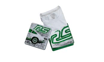 Collector's T-shirt edition no. 6 – RS 2.7 – limited edition.