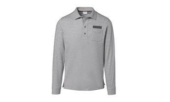 Men's long-sleeve polo shirt – Classic.
