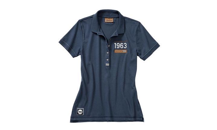 polo shirt damen classic collection poloshirts damen porsche driver 39 s selection. Black Bedroom Furniture Sets. Home Design Ideas
