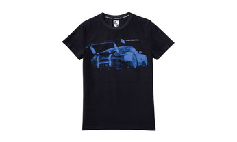 Collector's T-shirt, unisex, edition n. 8 – Motorsport – Limited Edition