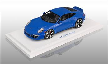 911 GTS Club Coupe, 1:18