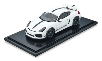 Cayman GT4, weiß, 1:18, Limited Edition