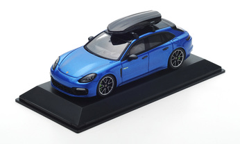Panamera 4 E-Hybrid ST mit Dachbox 1:43, Limited Edition