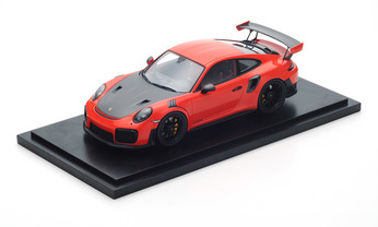 Porsche 911 GT2 RS 1:18, lavaorange, Limited Edition