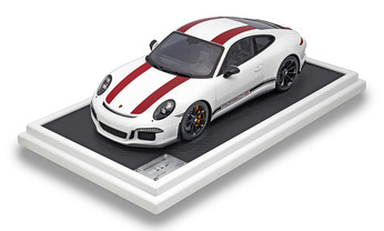 911 R, weiß, 1:12, Limited Edition
