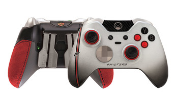 SCUF FORZA ELITE Controller Bundle - inspired by the Porsche 911 GT2 RS, Limited Edition