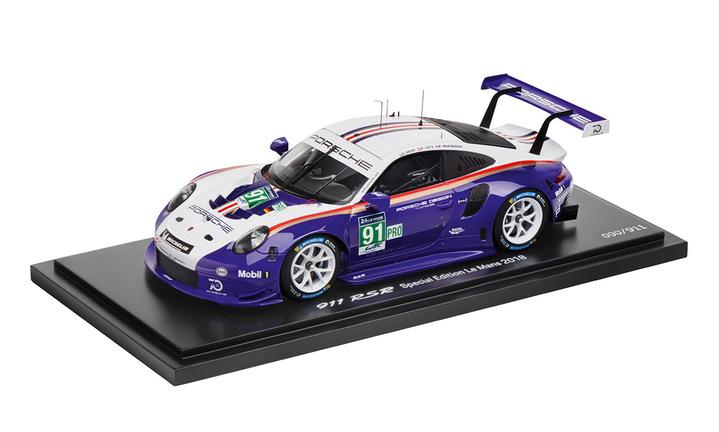 Limited Edition 1:18 Model Car | 911 RSR Rothmans