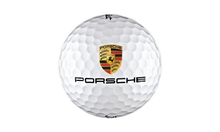 Golfballs, Tour Soft, 3 Pieces, white
