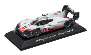 919 Hybrid Evo, Limited Edition 1:43