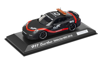 911 Turbo Safety Car WEC Ltd Ed 1:43