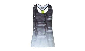 Ladies' Sport Abstract Tank Top