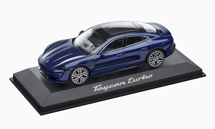Taycan Turbo, Calendar Edition, 1:43