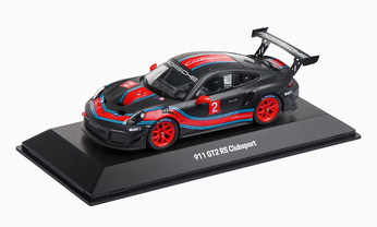 911 GT2 RS Clubsport, 1:43