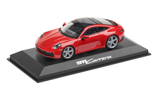 911 Carrera Coupé (992), 1:43