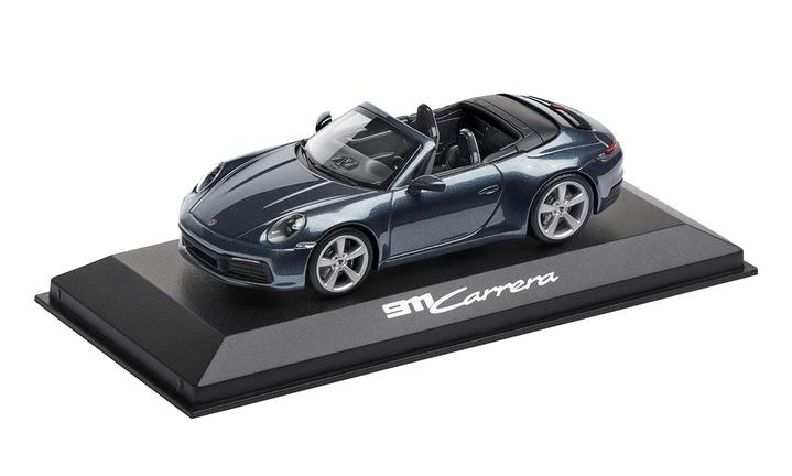 911 Carrera Cabriolet (992), 1:43