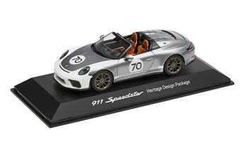 911 Speedster (991 II), Heritage Package, 1:43