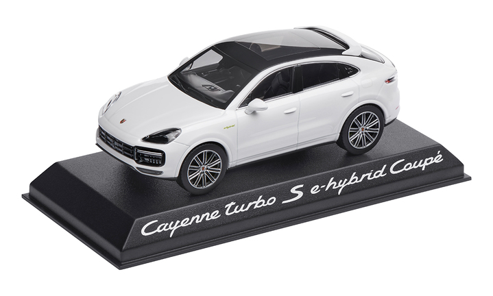 Cayenne Turbo S E-Hybrid Coupé, 1:43