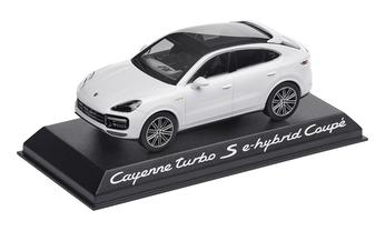 Cayenne Turbo S E-Hybrid Coupé, 1:43