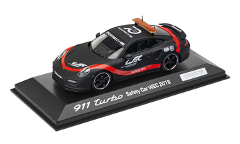 911 Turbo, Safety Car WEC, Limited Edition, 1:43