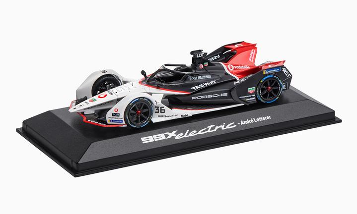 1:43 Model Car | Formula E André Lotterer