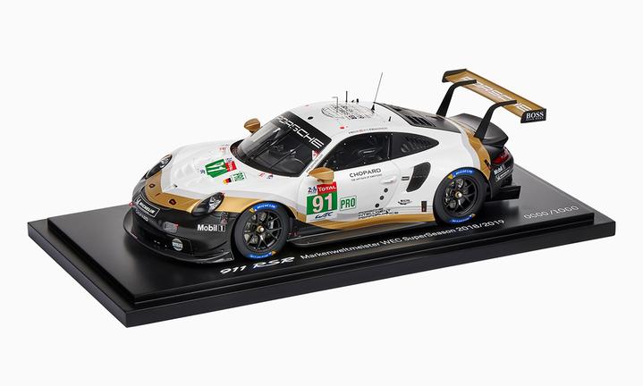 Limited Edition 1:18 Model Car | 911 RSR 2019