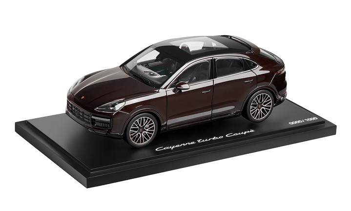 Cayenne Turbo Coupé, 1:18