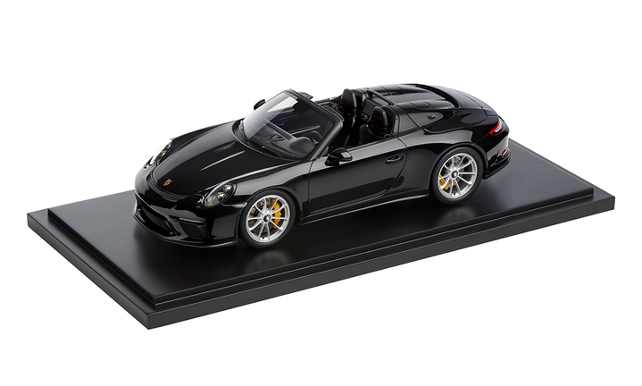 1:18 Model Car | 911 Speedster in Black (991.2)