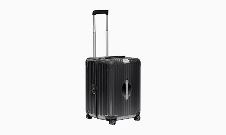 Rimowa x Porsche Agate Grey XL Luggage