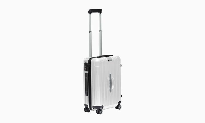 Rimowa x Porsche Carrara White Cabin Luggage