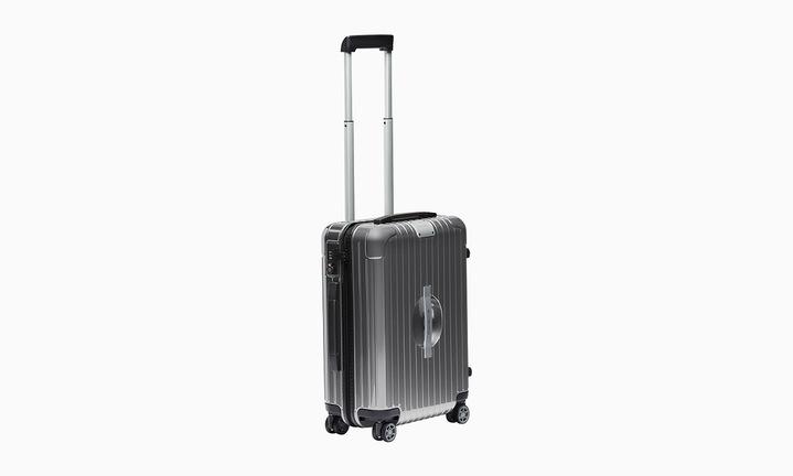 Rimowa x Porsche GT Silver Cabin Luggage