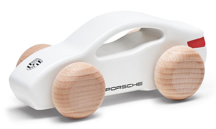 Taycan - Wooden Car