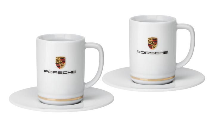 Porsche Crest, Espresso Duo