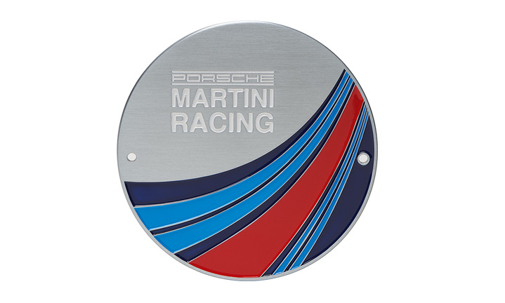 Grille badge - MARTINI RACING®, Limited Edition