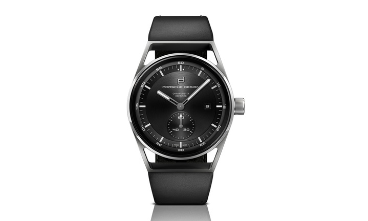 Porsche Design Sport Chronograph, Subsecond, Titanium & Black
