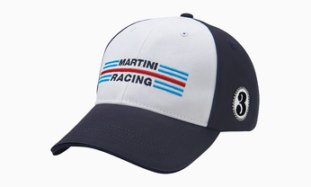 MARTINI RACING® Collection, Hippie Baseball Cap