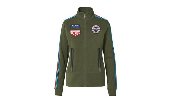 MARTINI RACING Collection, Piqué Jacket, Women