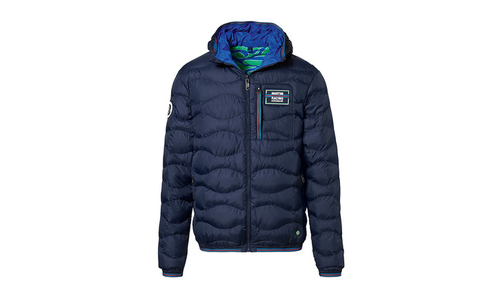 Martini Racing Men's Reversible Quilted Jacket (Special Order Only)