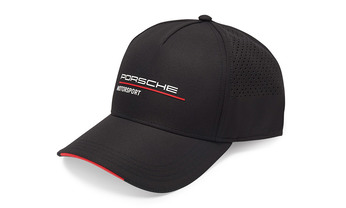 Motorsports Collection, Fanwear, Cap, Unisex, black, OSFA