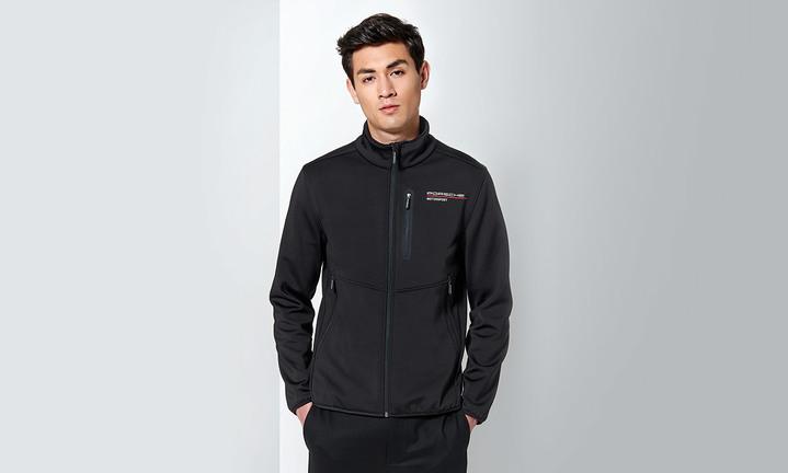 Motorsport Fanwear Collection, Softshell Jacket, Men