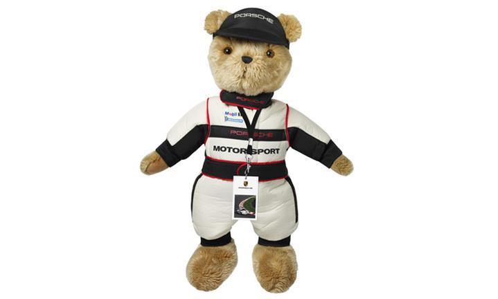 Medium Porsche Motorsport Bear