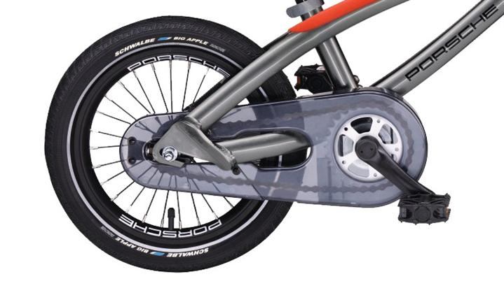 Attachments for kids' bike