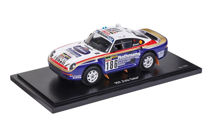 959 Rallye, 1:18