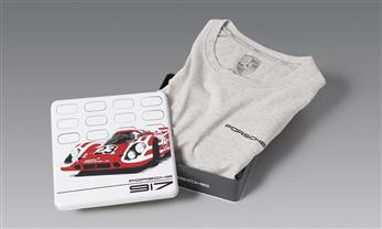 917 Salzburg T-Shirt, No.5, Unisex - Racing Collection