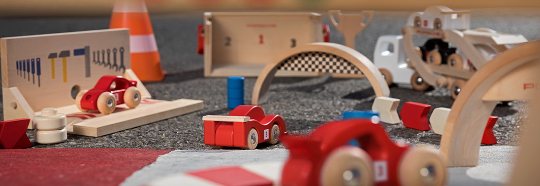 For Kids - Race track expansion set L – Racing