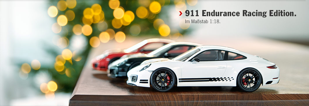 Home - 911 (991 II) Carrera S Endurance Racing Edition, indischrot, 1:18